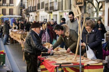 Barbastro Turismo | Feria de la Candelera