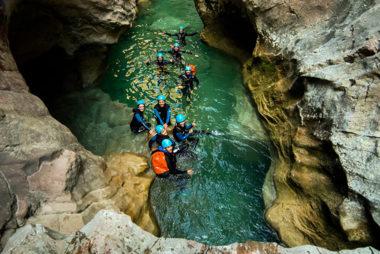 Barbastro Turismo | Barranquismo