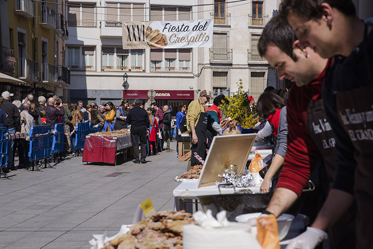 Barbastro Turismo | Fiesta del Crespillo