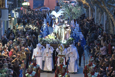 Barbastro Turismo | Semana Santa «Fiesta de Interés Turístico Nacional»
